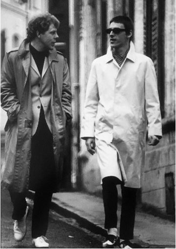 With The Style Council, 80s