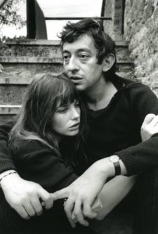 Gainsbourg and Birkin, Woodstock, 1969