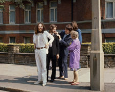 The Beatles, Abbey Road,1969