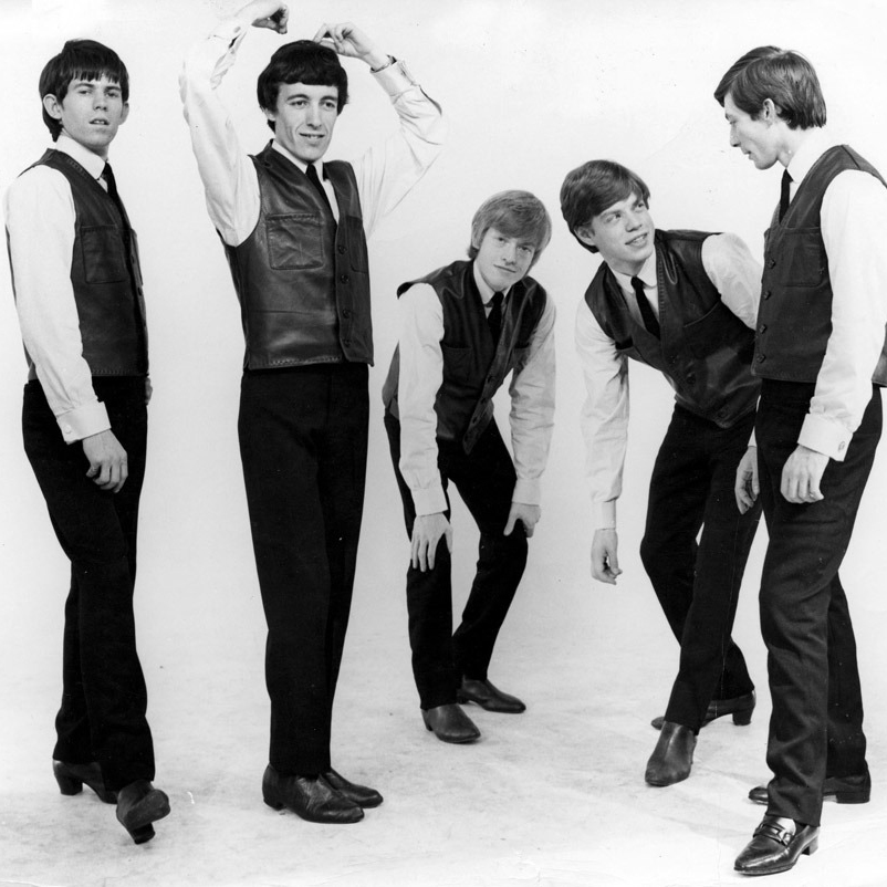 The Rolling Stones, 1963