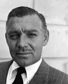 Clark Gable, California, 1946