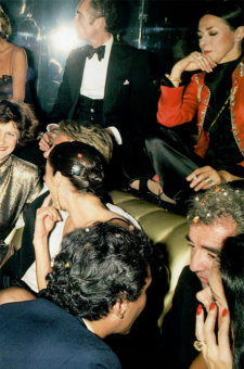 Studio 54, New York, 1977